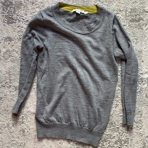 Boded 100% Wool Crew Neck Sweater